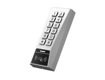 Metal impermeável do App de Bluetooth que abriga o telefone autônomo do apoio Card/PIN/Mobile do teclado numérico da entrada da porta do teclado numérico do controle de acesso